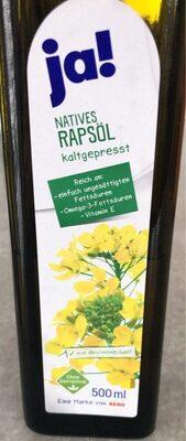 Natives Rapsöl - Product - de