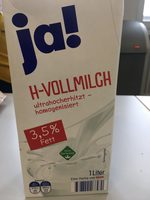 H-Vollmilch - Product - de