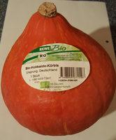 Bio-Hokkaido-Kürbis - Produkt - de