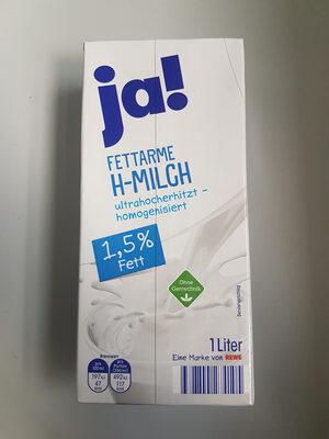 H-Milch 1,5% - Produkt - de