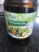 Rewe Bio Gemüsebrühe - Produit - de