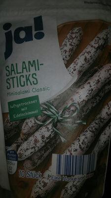 Salami-Sticks Minisalami Classic - Produkt - de