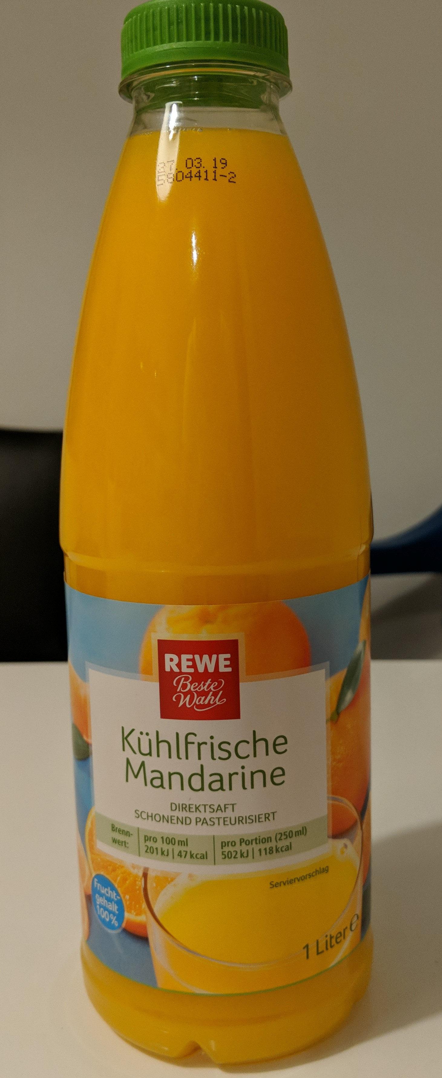 Kühlfrische Mandarine - Product - de