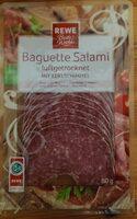 Baguette Salami - Product - de