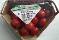 Bio Cherry Roma Tomaten - Produkt