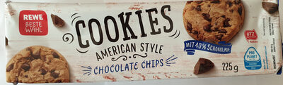 Cookies American style Chocolate Chips - Product
