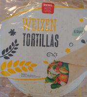 Tortilla Wraps,Weizen - Product - en