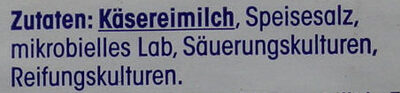 Französischer Weichkäse - Ingredients - de