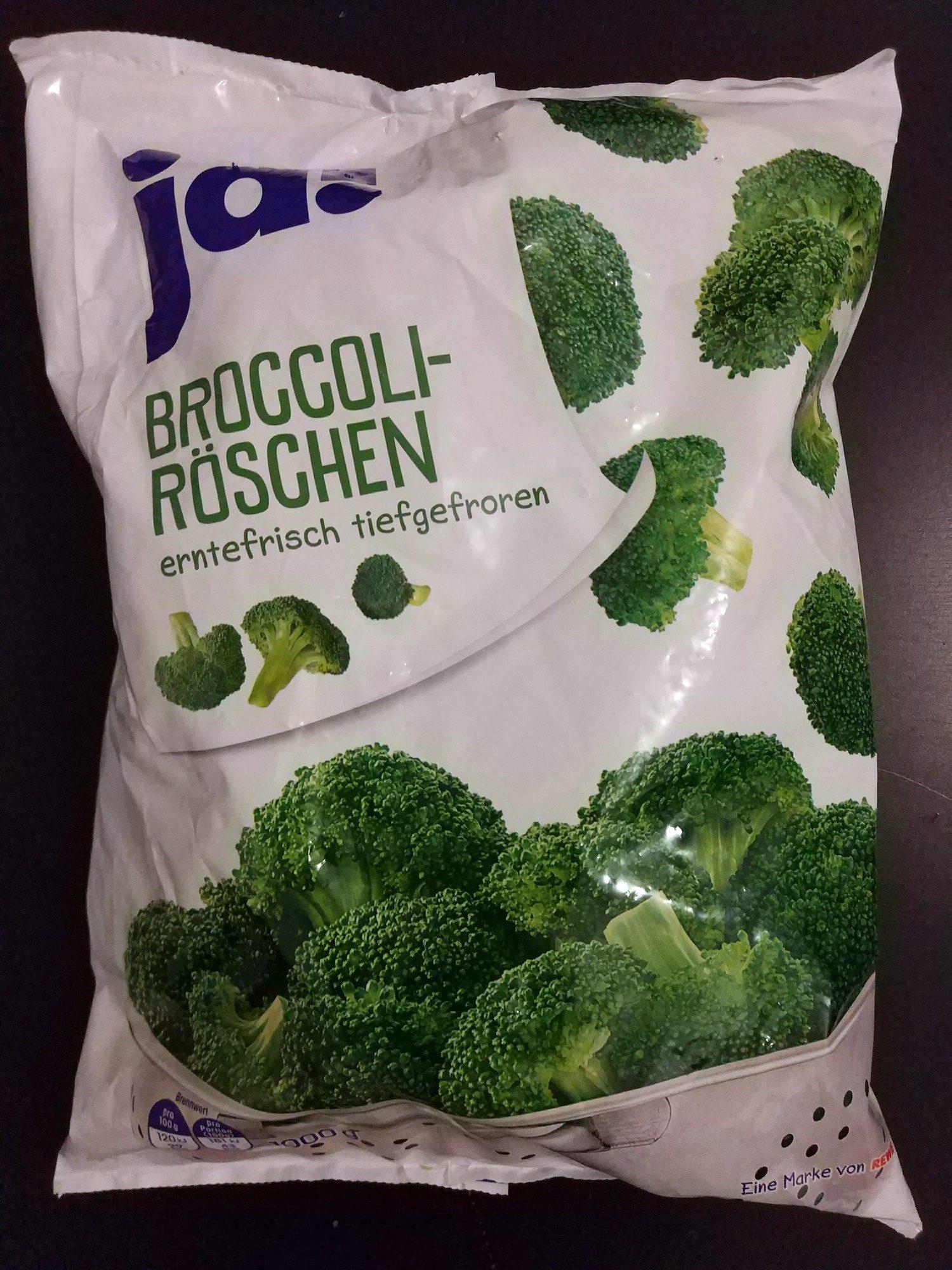 Broccoli-Röschen - Product - de
