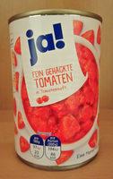 Fein gehackte Tomaten in Tomatensaft - Produit - de