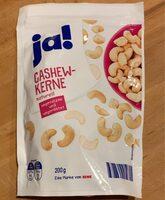 Cashew-Kerne naturell - Product - de