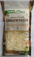 Geriebener Emmentaler - Produkt - de