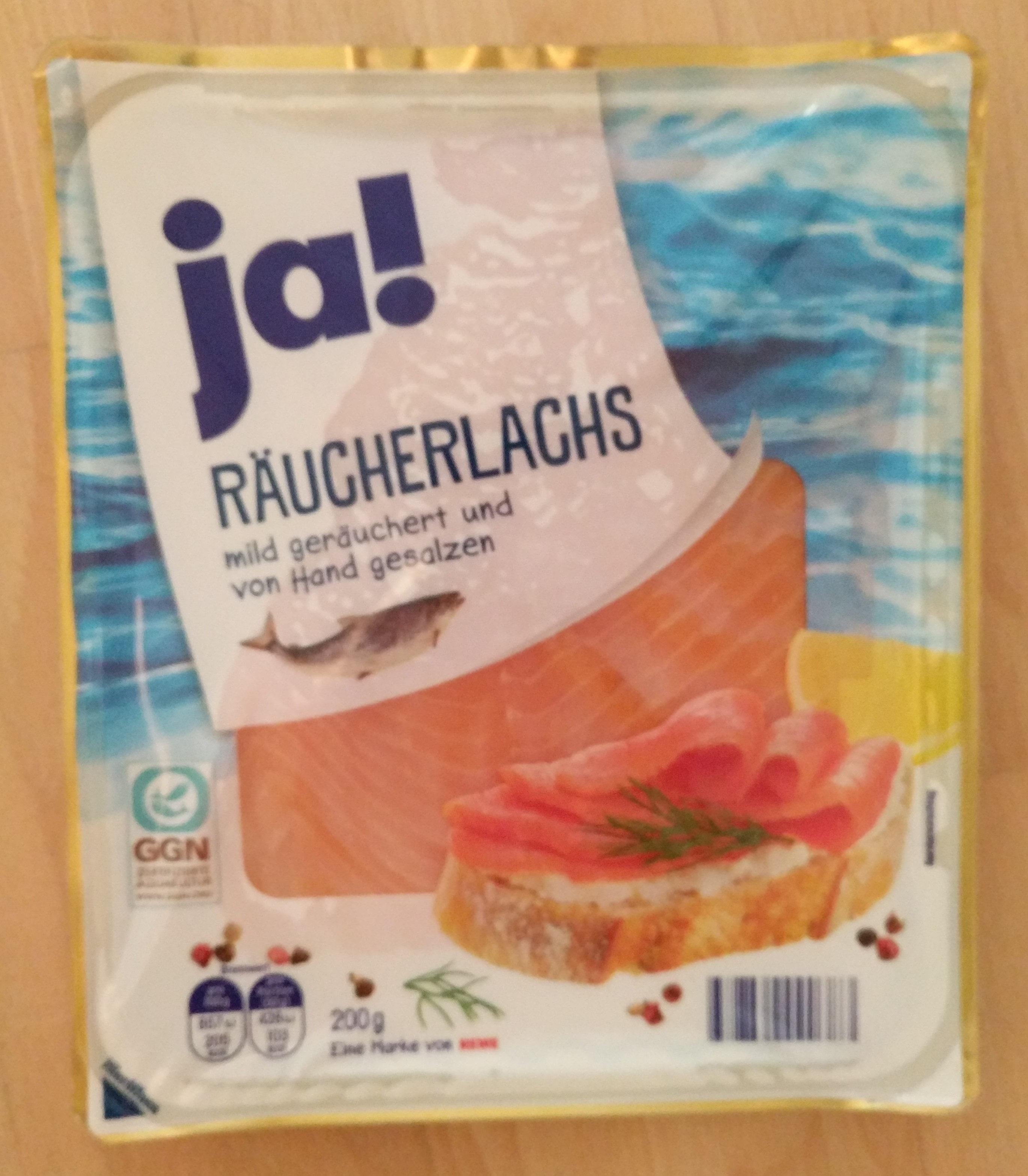 Räucherlach - Product - en