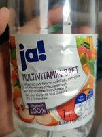 Ja! Multivitamin - Saft - Product - de