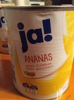 Ananas in der Dose - Produit - de