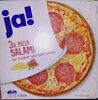 ja! Pizza Salami (3x350g) - Produit