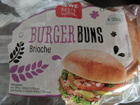 Burger Buns Brioche - Product