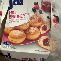 Mini Berliner - Product - en