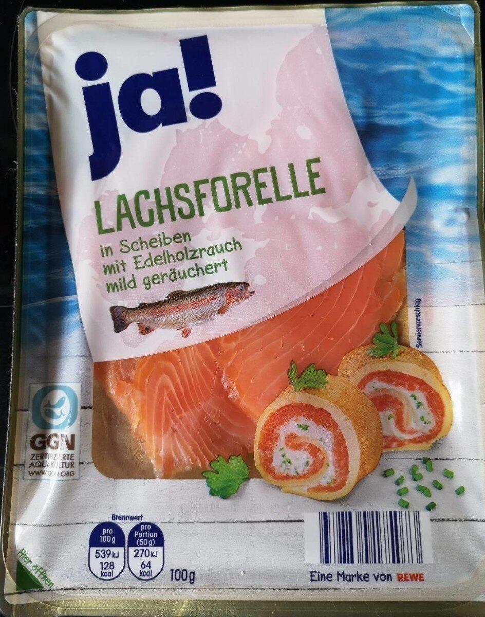 Lachsforelle mit Edelholzrauch - Product - de