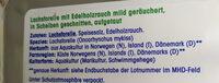 Lachsforelle mit Edelholzrauch - Ingredients - de