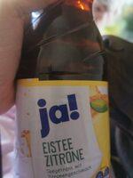 Eistee Zitrone - Product - de