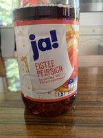 Ja Eistee Pfirsich - Product