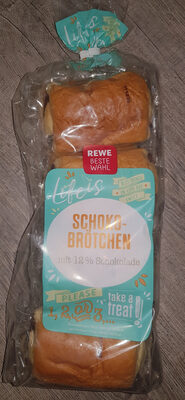 Schoko-Brötchen - Product - de