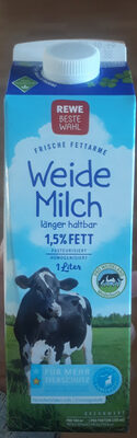 Weide Milch - Product
