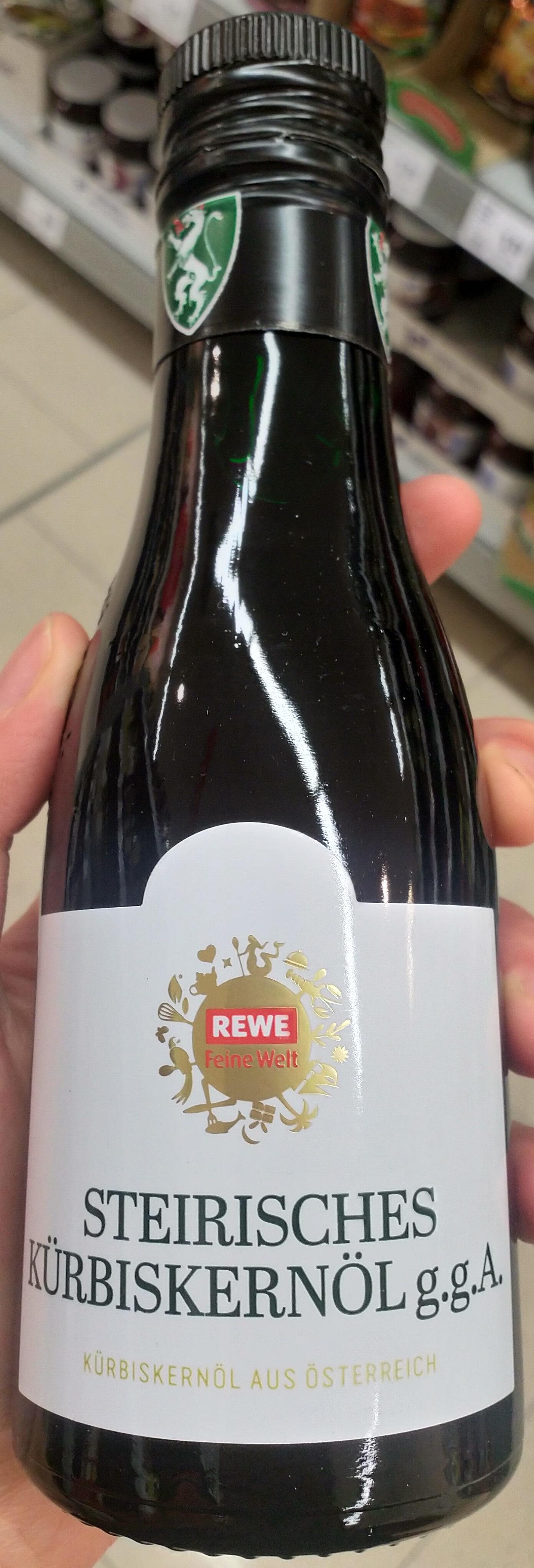 Steirisches Kürbiskernöl g. g. A. - Prodotto - de