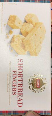 Shortbread Fingers - Prodotto - de