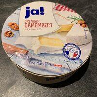 Cremiger camembert 49% Fett i. tr. - Product - de