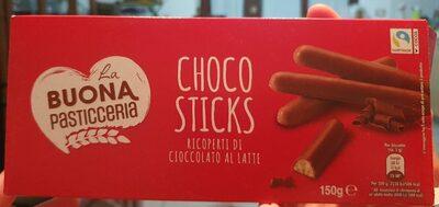 Choco Stics - Produit - en