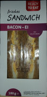 frisches Sandwich - Product - de