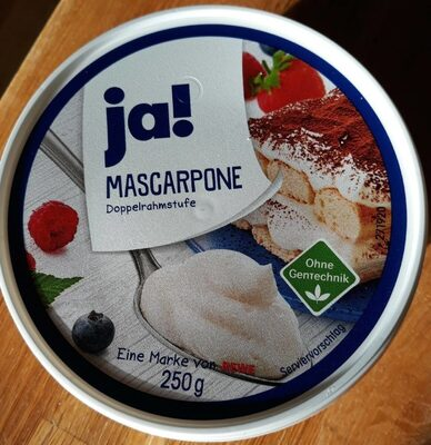 Mascarpone - Product - en