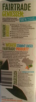 Fairtrade Orangensaft - Produkt - de