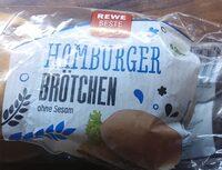 Hamburger Brötchen - Product - de
