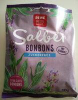 Salbei Bonbons (zuckerfrei) - Prodotto - de