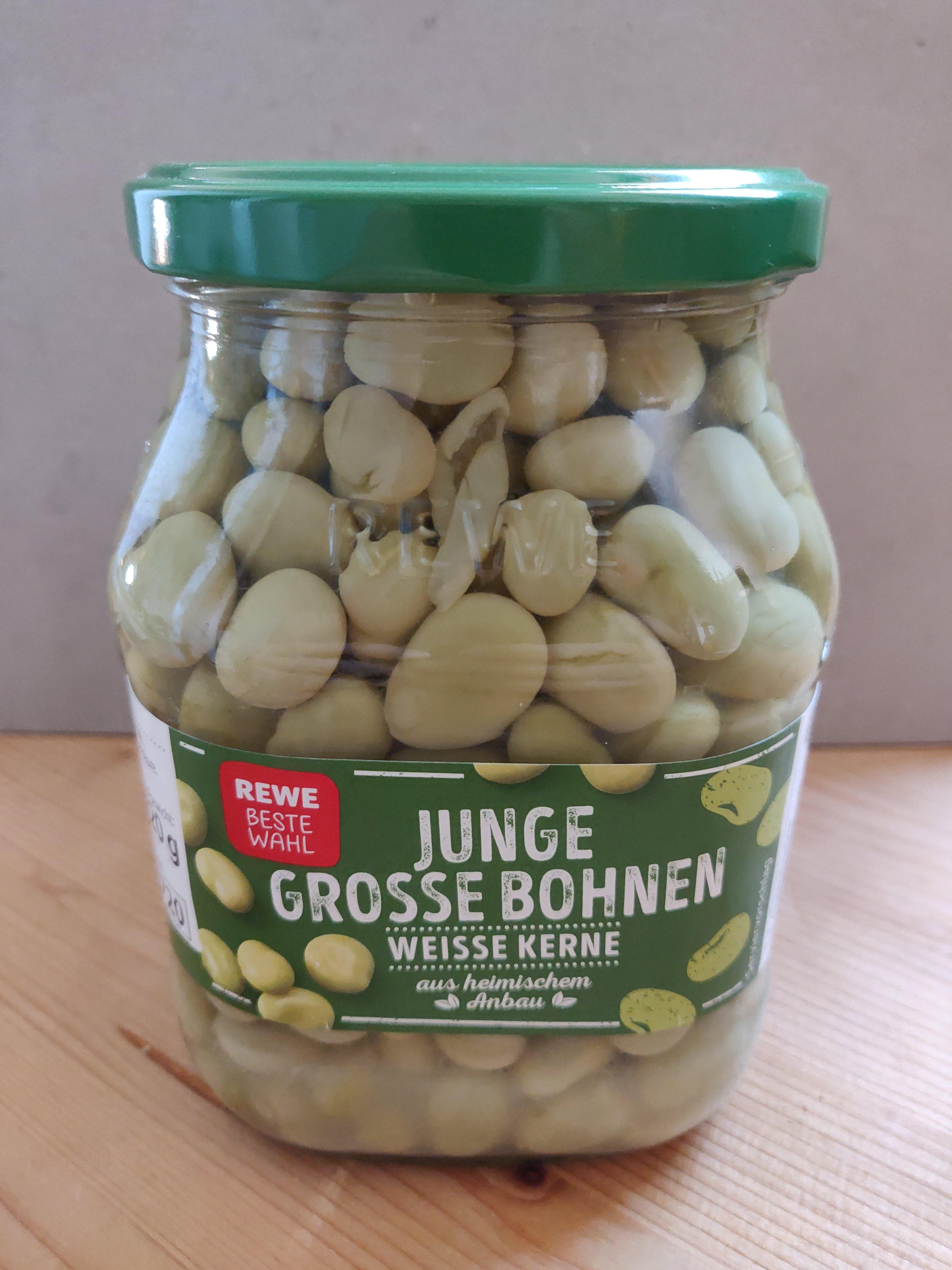 Junge Große Bohnen - Produit - en