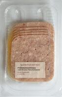Frühstücksschmaus nach Art einer Fleischsülzwurst - Product
