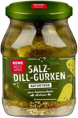 Salz-Dill-Gurken - Produkt