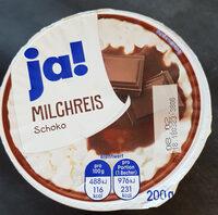 Milchreis Schoko - Produkt - de