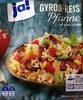 Gyros-Reis Pfanne - Product