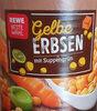 Gelbe Erbsen mit Suppengrün - Product