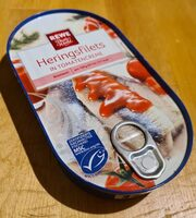 Heringsfilets in Tomatensauce - Produit - de