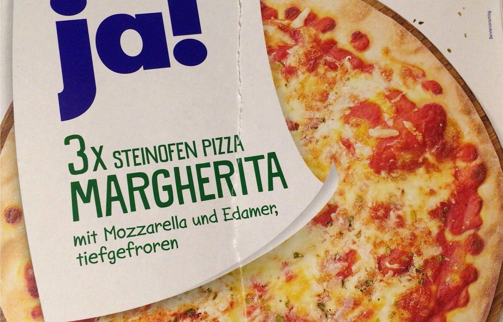Steinofen Pizza Margherita - Produkt - de