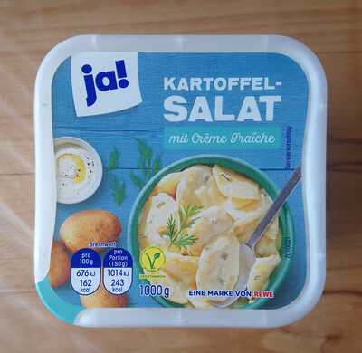 Kartoffelsalat - Product
