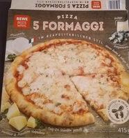 Pizza Käse - Produit - de