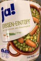 Erbsen-Eintopf - Product - de