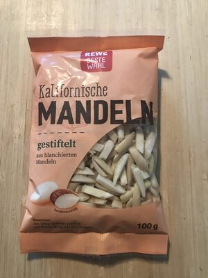 Kalifornische Mandeln - Product - de