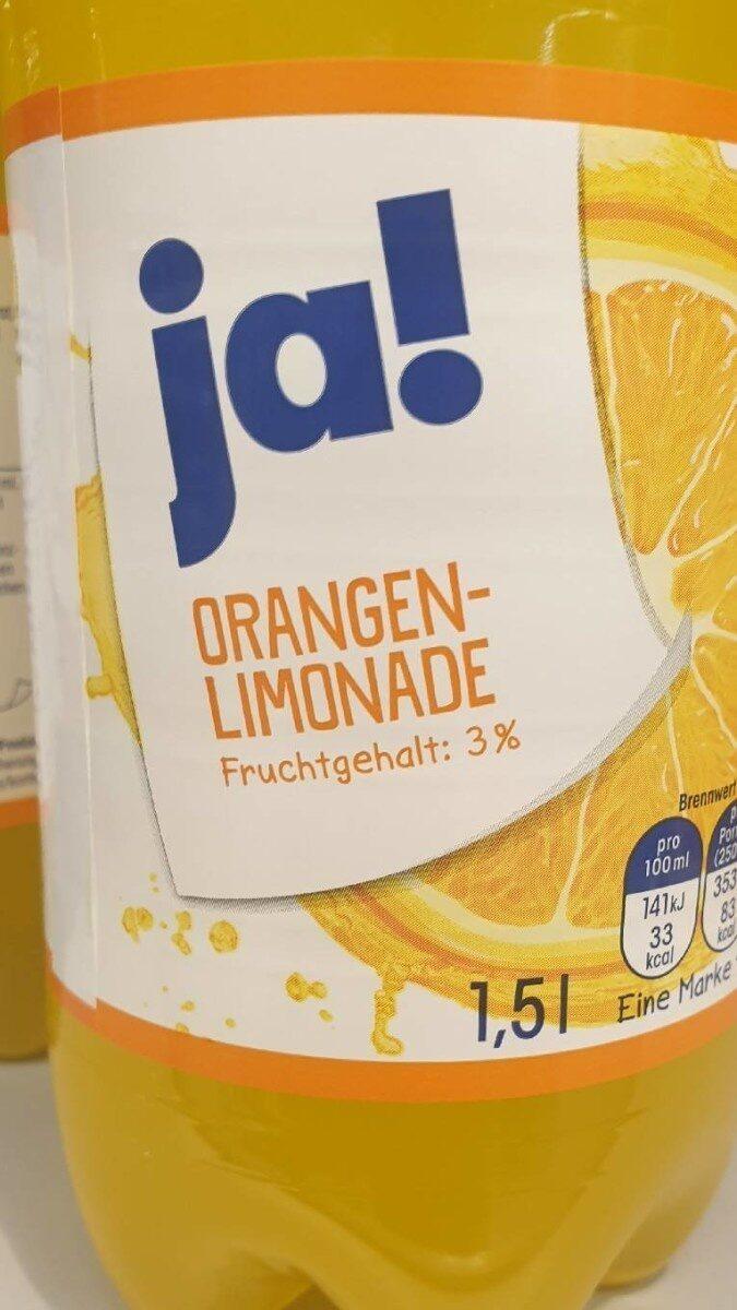 Orangen-Limonade - Product - de